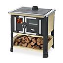 Cucina a legna Tilde Cadel Padova