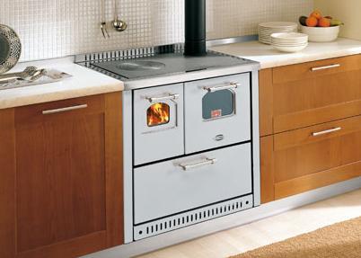 Cucina da incasso da 80 cm Club Cadel Padova | Spazzacamino ...