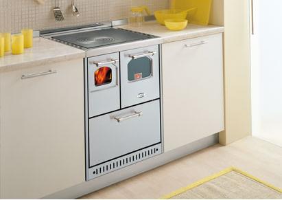 Cucina da incasso da 60 cm jolly Cadel Padova | Spazzacamino ...